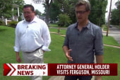 Ferguson Mayor speaks out