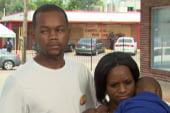 Family navigates chaos of Ferguson