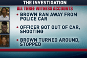 Possible new witness in Michael Brown case