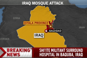 Shi'ite militants surround hospital in Iraq