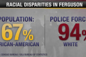Ferguson chaos highlights nationwide issues