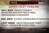 Behind the desperate search for James Foley