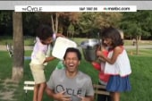 The Cycle tackles the 'ice bucket challenge'