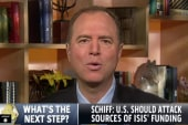 Rep. Schiff: US cannot fund terrorism