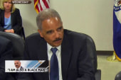 The impact of Eric Holder's visit to Ferguson