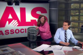 Kornacki does the ice bucket challenge