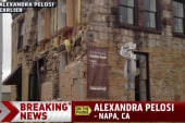 'Violent shaking' in California earthquake