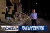 Bay area sustains worst quake in 25 years