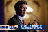 Rand Paul vs. Hillary Clinton