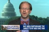 California picks up pieces after quake
