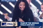 Year of the woman in entertainment