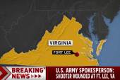 Shooter wounded in Fort Lee incident