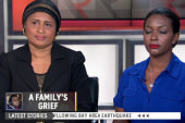 Families of police shooting victims speak out