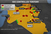 ISIS controls 35,000 sq. miles in Iraq &...