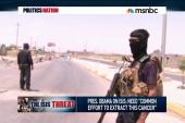 On Obama's agenda: ISIS, immigration