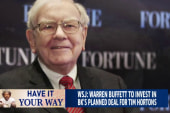Why Buffett is interested in Burger King