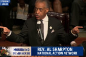 Sharpton: Brown family asked me to speak