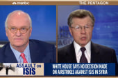 Is WH, Pentagon in agreement on ISIS?