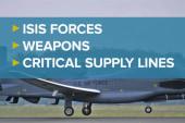 US surveillance flights over Syria