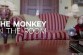 John Boehner's wind-up toy monkey