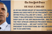 Maureen Dowd gets 'personal' with Obama