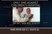 Senate campaign ad brings up Ebola
