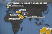 Will there be airstrikes in Syria?