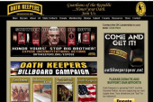 'Oath Keepers' and the police connection