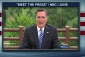 Mitt Romney quotes 'Dumb and Dumber'