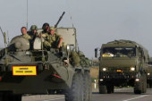 Russian forces stepping up military activity