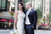 Good news: Boston bombing victim weds nurse