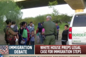 Immigration action's political challenges