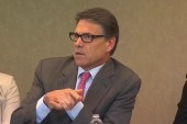 'Oops': Rick Perry forgets charges