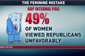 Is the war on women alive in the GOP?