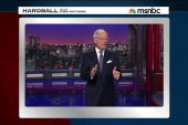 Letterman weighs in on Buffett, Burger King