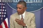 Obama: no military action in Ukraine