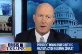 Brzezinski: WH should help arm Ukraine