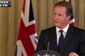 UK raises terror threat to 'severe'