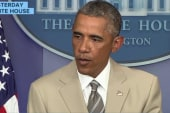 WH defends Obama's strategy remark