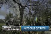 Ukraine President: Russia is invading
