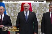 Escalating tension between Russia and Ukraine