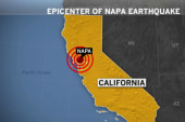 Concerns for another Napa Valley earthquake