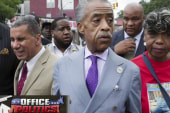 Rev. Al Sharpton dispels rumors