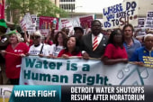 Detroit water shutoffs resume