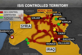Obama admin. weighs options on Syria, ISIS