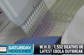 Ebola vaccine to go into trial
