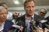 Does NFL commissioner understand the problem?