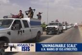 UN sends team to investigate ISIS