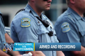 Ferguson Police: Armed and recording