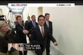 Oh, the places Eric Cantor will go!